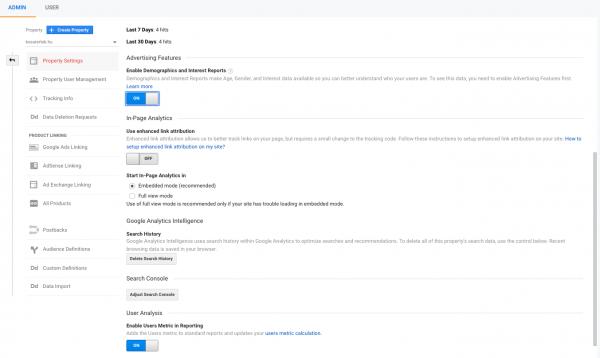 Google Tag Manager: Analytics fiók létrehozása lépésről lépésre