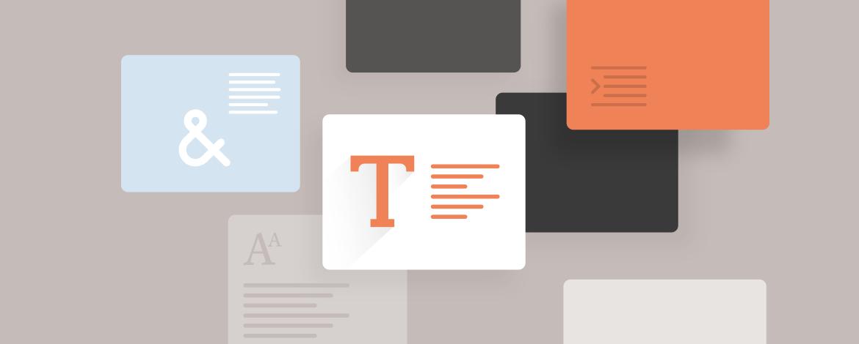 16 tipográfiai forrás weboldalakhoz
