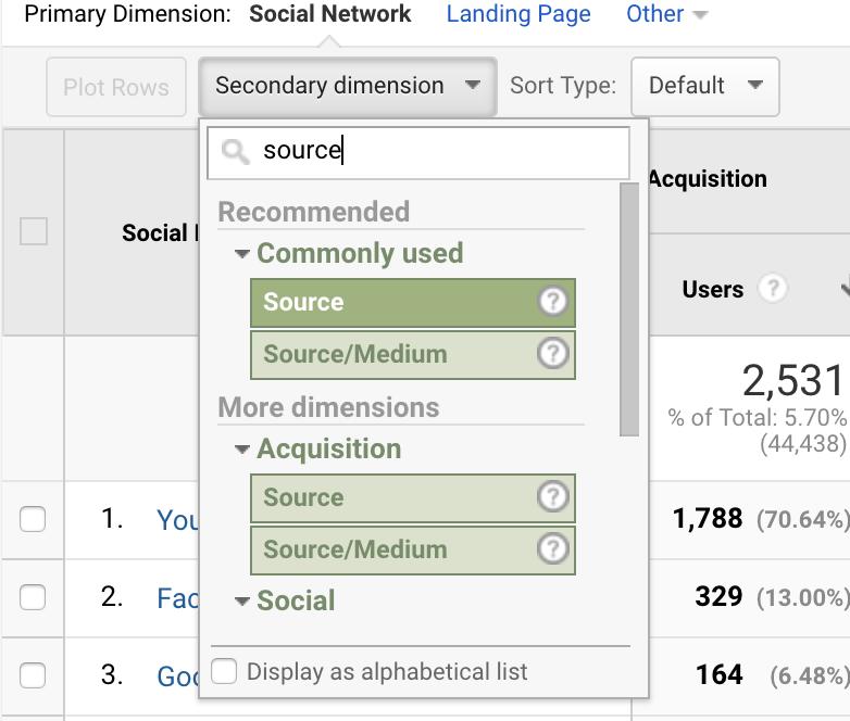 6 abra - secondary dimension-google-analytics-kosarertek