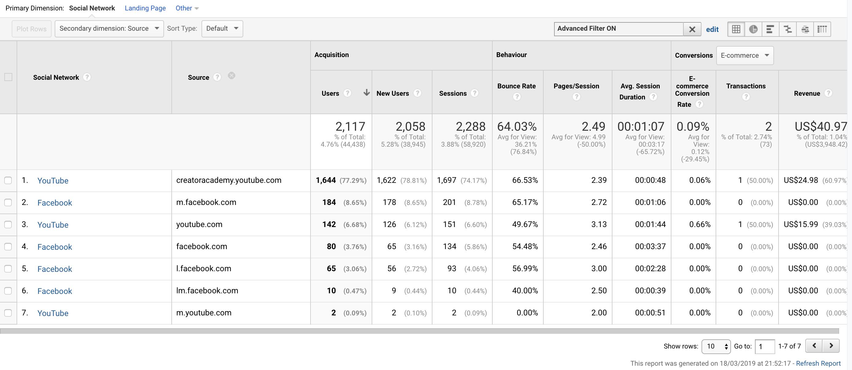 9 abra - search resoult-google-analytics-regex-kosarertek
