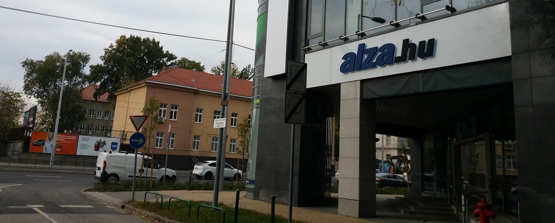 Alza.hu: Black Friday november 16-tól 10 napig