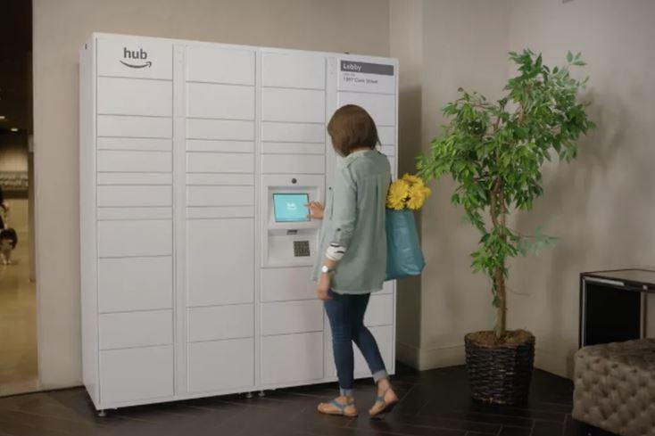 The Hub: új átvételi pont az Amazontól