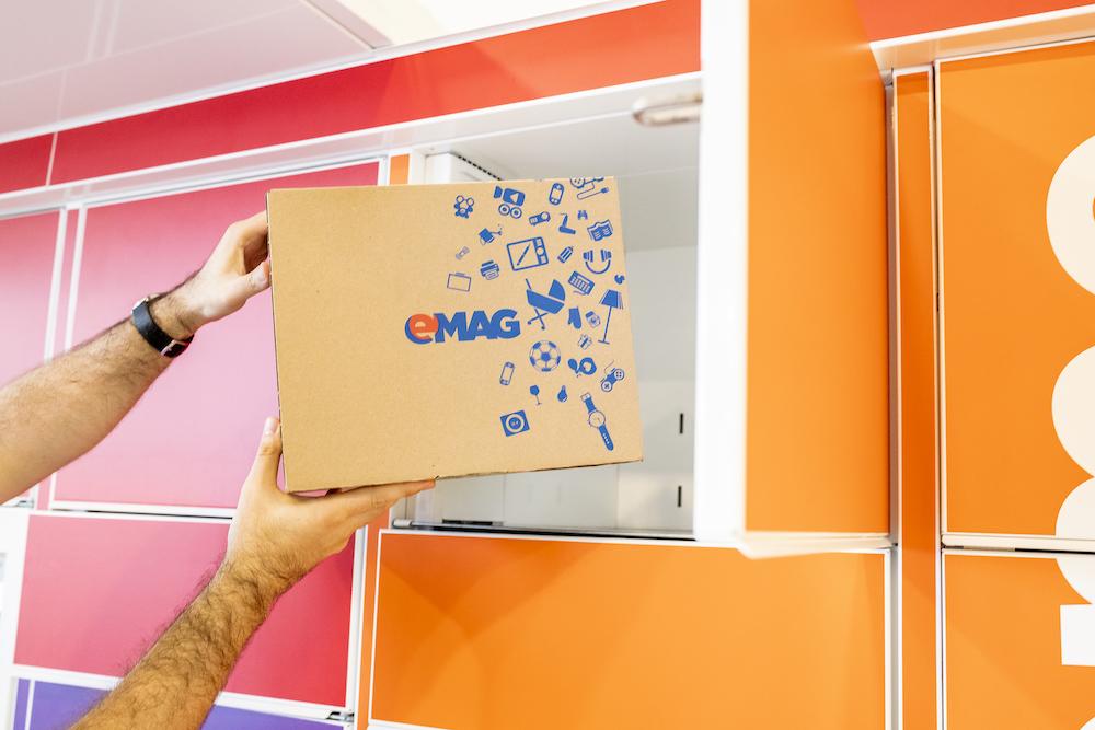 Ötszáz érintésmentes csomagautomatát telepít az eMAG és az Extreme Digital
