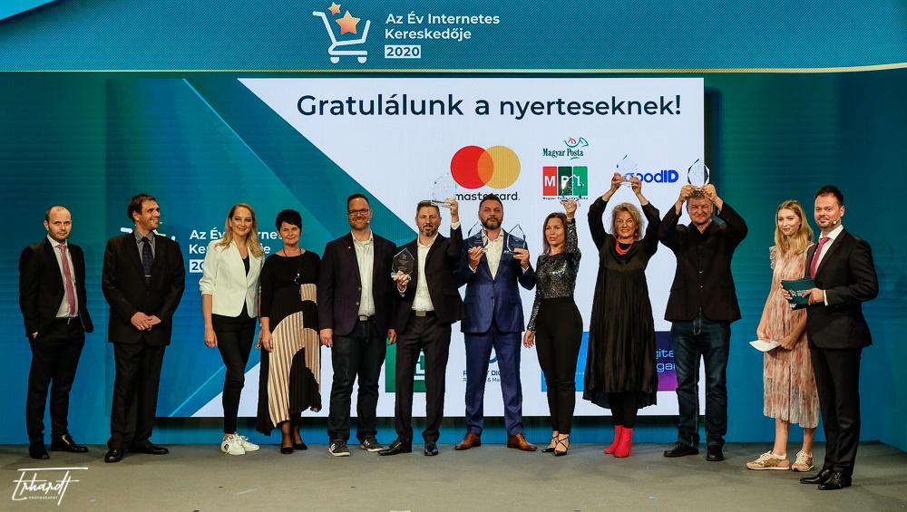 A Pelenka.hu az Év Internetes Kereskedője 2020-ban
