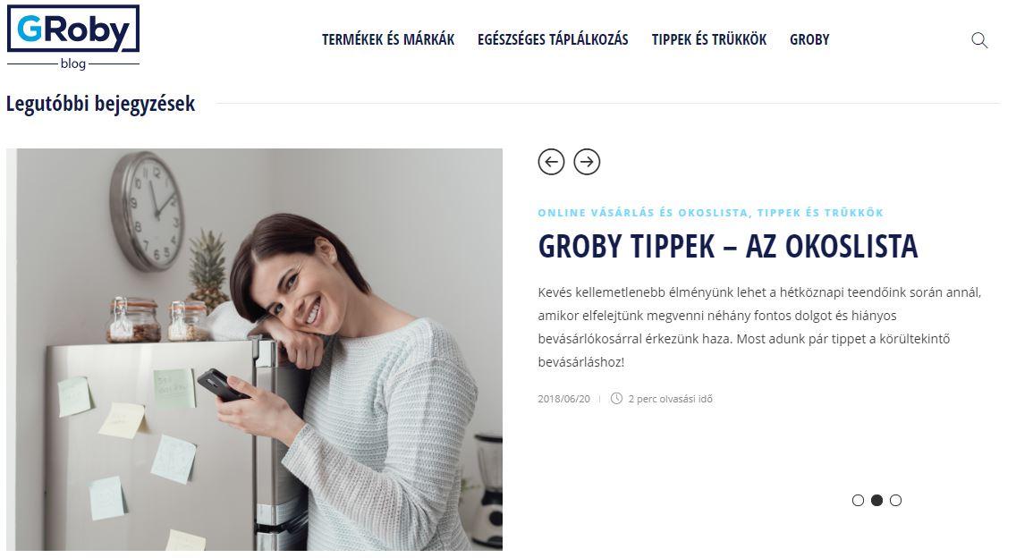 GRoby blog