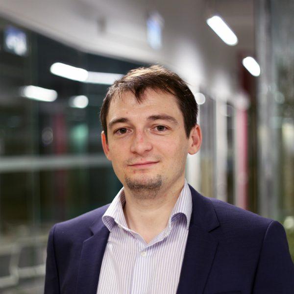 Máriás Zsigmond Loginet Systems ügyvezetője