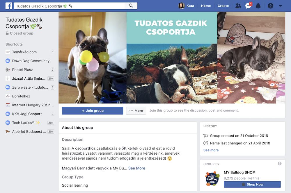 Miért és hogy építsünk közösséget a Facebookon?1