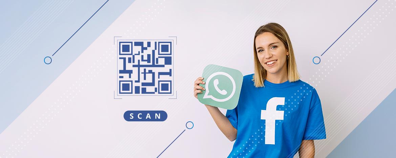 A WhatsApp QR kódokkal és rövidített linkekkel kedvez a kereskedőknek