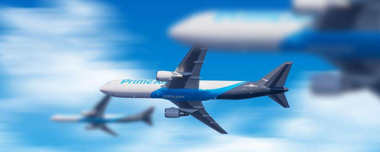 12 újabb géppel bővül az Amazon légi flottája