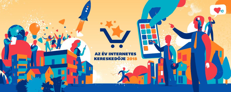 A Media Markt és Lumenet az Év Internetes Kereskedői 2018-ban