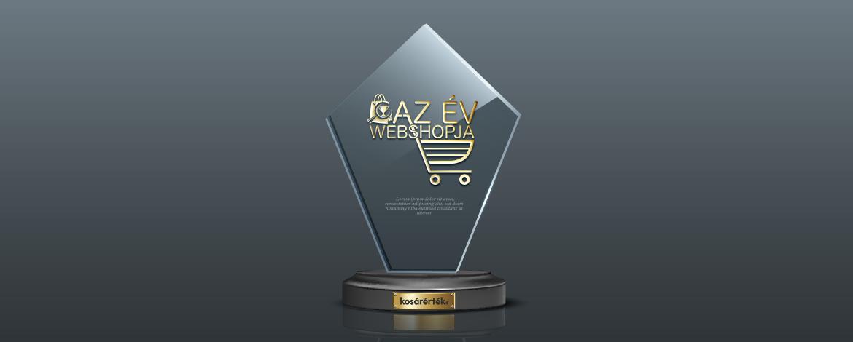 Kihirdették Az Év webshopja verseny idei győzteseit