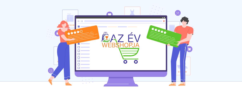 Az Év Webshopja 2021