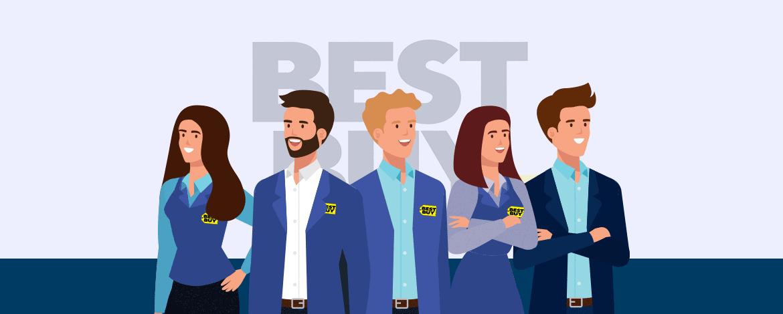 Újragondolja a dolgozók kereskedelemben betöltött helyét a Best Buy
