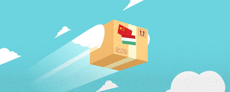 Kínai-magyar vegyesvállalat a gyorsabb csomagszállításért