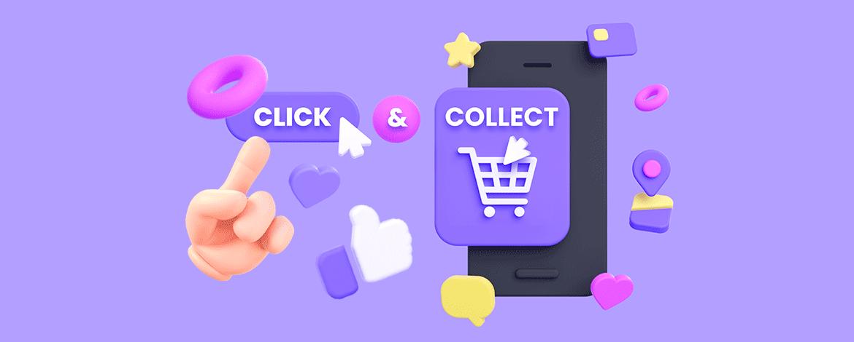 Click & Collect - egy lépéssel közelebb az online értékesítéshez