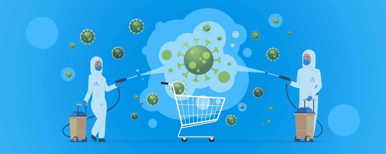 Az erős online lábbal rendelkező cégek jobban ellenálltak a koronavírusnak