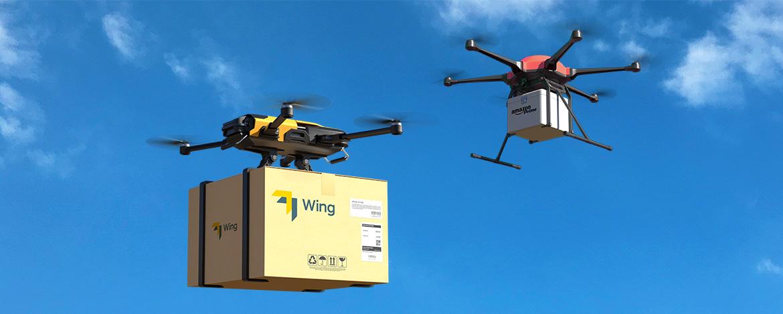 Légiposta újraértelmezve: a drónos csomagszállítás jelene és jövője