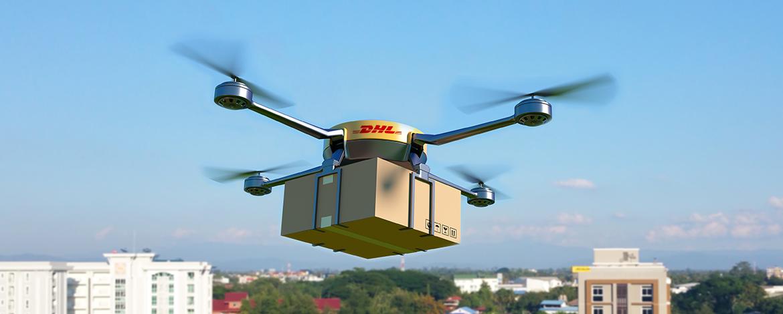 A drónos házhoz szállítás nem fikció többé