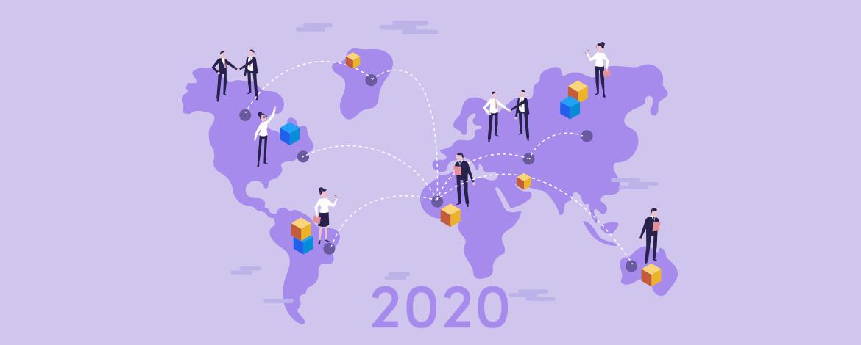 A 2020-as év legfontosabb témái az e-kereskedelemben