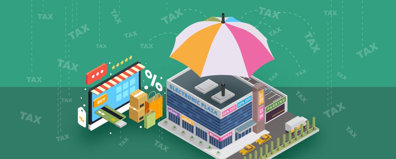 A franciák megadóztatnák az e-kereskedelmet a boltok és a plázák védelmében
