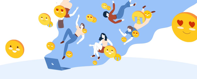 Hogyan használjuk az emojikat a kommunikációnkban?