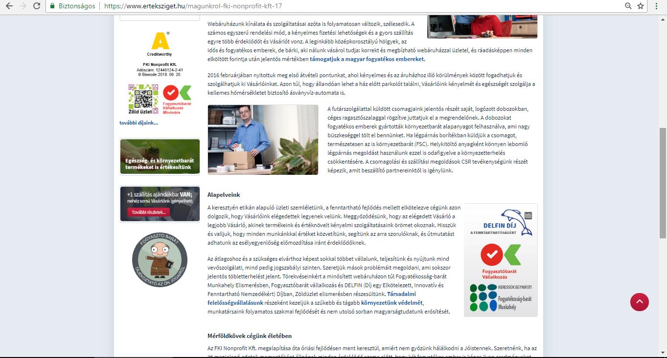 6 tipp webáruházaknak egy igazán jó bemutatkozó oldal összeállításához