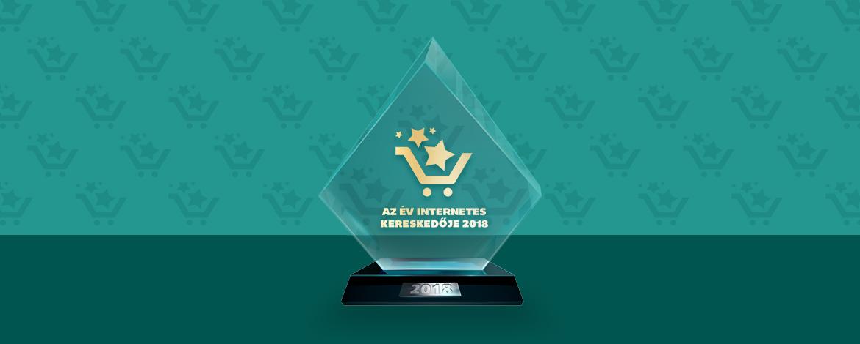 Hogyan fordítsd a javadra a közönségszavazást az Év Internetes Kereskedője Díj versenyén?