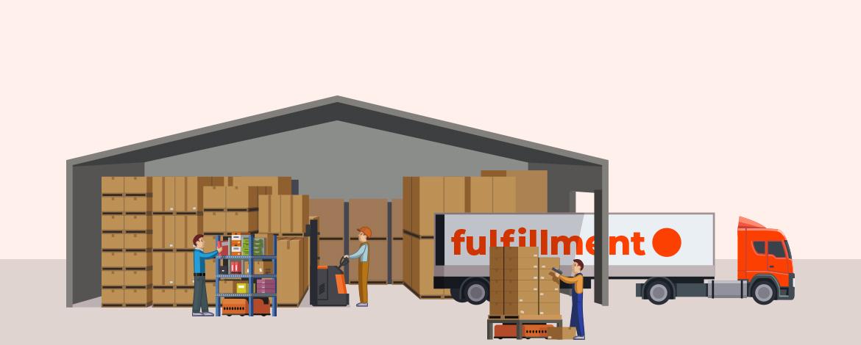Bevezetés a fulfillmentbe: a kiszervezett logisztika