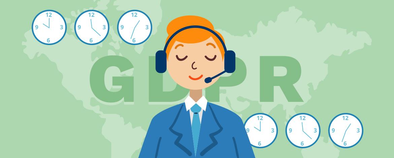 A GDPR az ügyfélszolgálatok működését is felforgathatja
