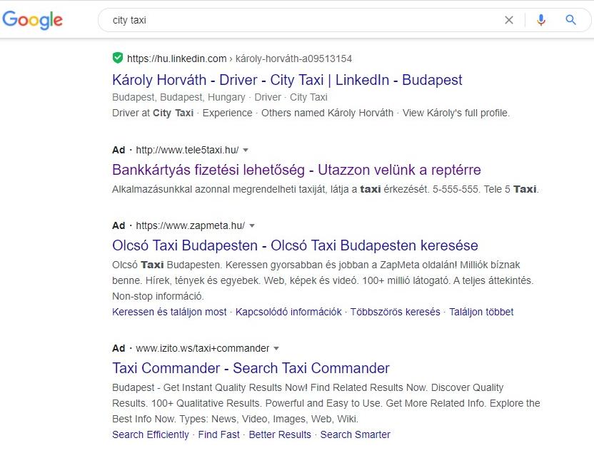 Google Ads - Így (ne) hirdess a versenytársad nevére