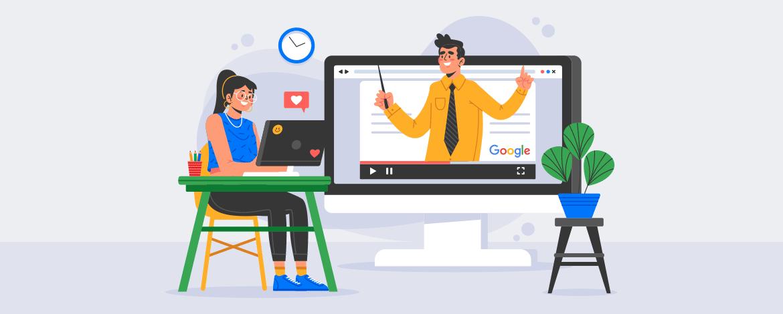 Marketingképzéssel segíti a Google az e-kereskedőket