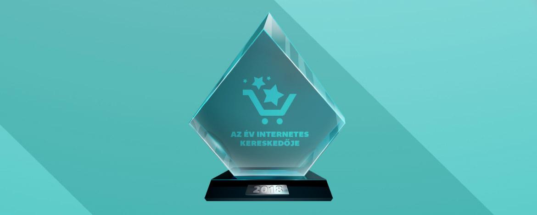 Már lehet nevezni az Év internetes kereskedője díjra