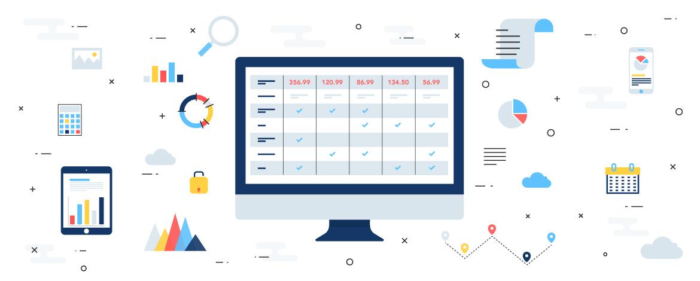 Így készíts termékösszehasonlító táblázatot