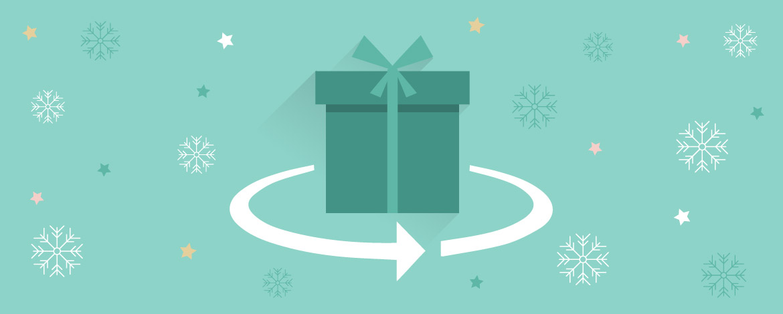 Hogyan adhatjuk vissza a nem tetsző ajándékot a kereskedőnek