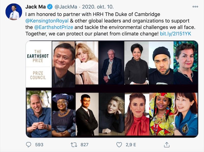 Valóban eltűnt, vagy csak háttérbe vonult Jack Ma?