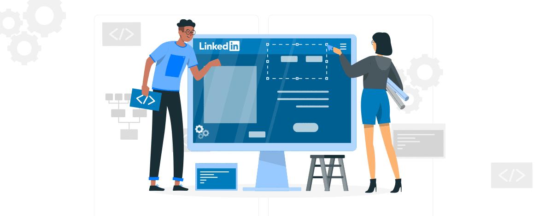 Új termékoldallal segíti a márkaépítést a LinkedIn