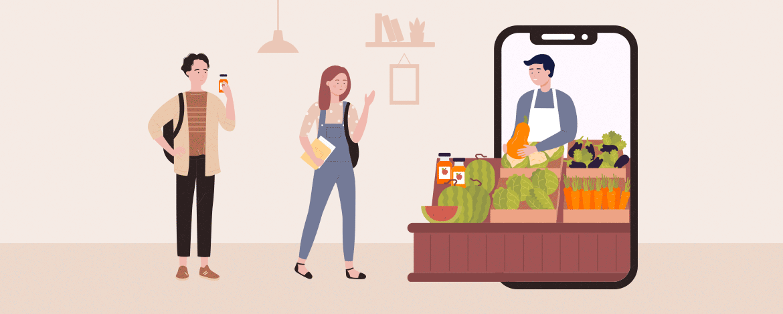 A helyiek legyenek a következő vásárlóid!