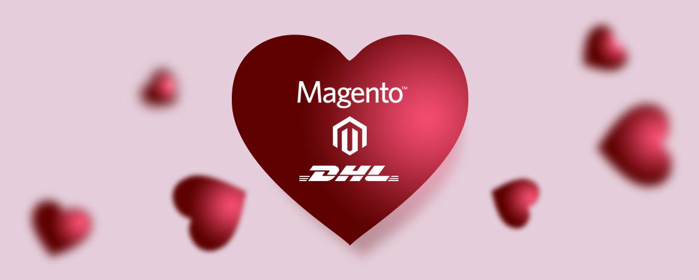 Nemzetközi együttműködésbe kezdett a DHL és a Magento