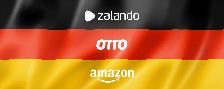 A német e-piac urai: Amazon, OTTO, Zalando