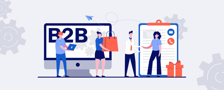 7 szempont, amire a B2B webáruházak tervezésénél gondolni kell
