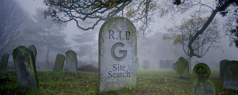 Megszűnik a Google Site Search, a kínált alternatíva pedig kockázatokat rejt