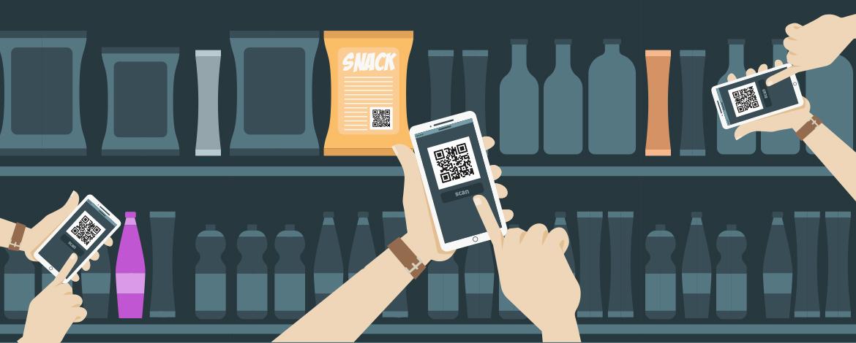 A QR-kódok alkalmazása az e-kereskedelemben