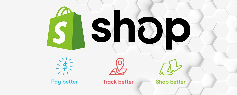 Megnyitotta saját piacterét a Shopify - megjelent a Shop App