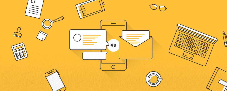 Az email után az SMS lehet az e-kereskedők új csodafegyvere