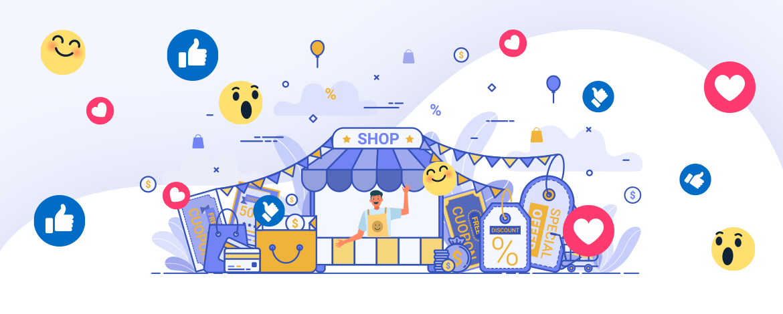 Hogy változik az e-kereskedelem a közösségi értékesítés hatására?
