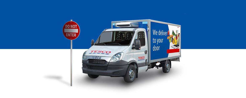 Tesco Online Bevásárlás: nem volt házhozszállítás szombat délelőtt