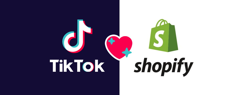 Együttműködési megállapodás a Shopify és a TikTok között