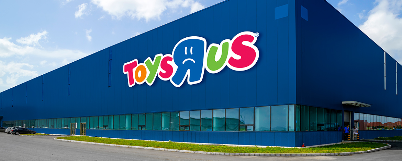 Bezár az USA egyik legnagyobb játékkereskedője, a Toys R Us