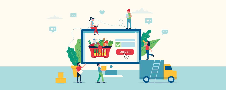 Robbanás előtt az európai online zöldségrendelés piaca