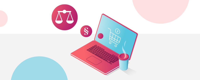 A webáruház indítás alapvető jogi feltételei